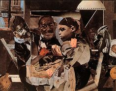 romare bearden collage - Google Search