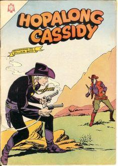 HOPALONG CASSIDY - Edição Mexicana - Maio de 1965 - nº 125