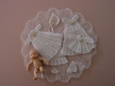 Chrystal's Designs: Patterns for Belly Button Baby