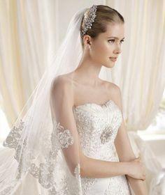 Coleção #Noivas La Sposa 2014 modelo IBAZZET #casarcomgosto