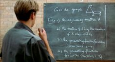 "Maths in ""Good Will Hunting"" 