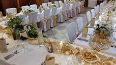 Hotel Bratislava v Rači – Barónka hotel Bratislava, Table Settings, Table Decorations, Wedding, Furniture, Home Decor, Valentines Day Weddings, Decoration Home, Room Decor