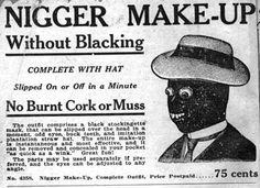 Racism - Old Advertisements