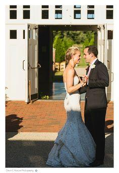 First dance at Elawa Farm Lake Forest Summer Wedding - Dawn E Roscoe Photography