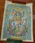 Phish Millward Poster Bakers Dozen MSG NYC BD Mint LE 307/800
