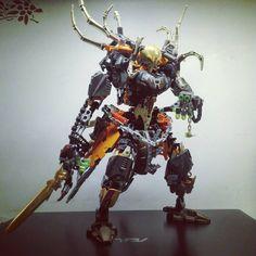 """24 Likes, 1 Comments - @katakubuilder on Instagram: """"#lego #legomoc #bionicle #bioniclemoc"""""""