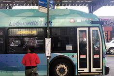 How to get from LaGuardia Airport to Manhattan on MTA bus - Curbed NY