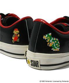 14e185b5ca0 Tenis Converse Super Mario Bros Nintendo Nuevos Tallas en Mercado Libre  México
