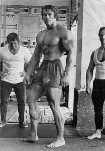 How did Arnold make his calves grow? http://www.functionalfitmag.com/blog/2012/02/29/calves-growing/