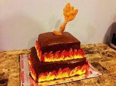 Image result for hunger games cake
