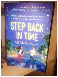 The Day In The Life Of.........: Step Back In Time by Ali McNamara, Book Review