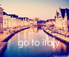 July 2014- Loved it! Roma, Firenze, Pesaro and it's surrounding cities! Sigh, I must be in love <3