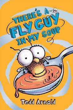 Children's Lit Commish: Bye Bye Fly Guy | 100 Scope Notes