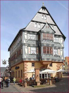 Gausthuas Zum Riesen - Germany's oldest operatingTavern/Inn circa 12th century