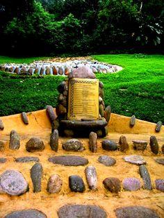 Museo de Arte Ecológico El jardín de las Piedras Soñadoras Caracas, Venezuela