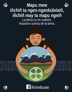 Proverbio en lengua mapudungun