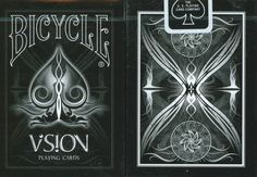 Vision Bicycle playing cards