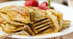 Flourless Banana Pancakes – Skinny and Healthy