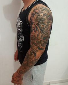● Fechamento em andamento ; ____ ● Trabalho realizado por Liana Carneiro; ____ ● Fone: (41) 99726-1855; ____ ● Ende: Rua Eunice betinni bartoszeck 1726, Uberaba . . . . . #curitibaink #estudiocuritibaink #curitibainktattoo #tatuagemmasculina
