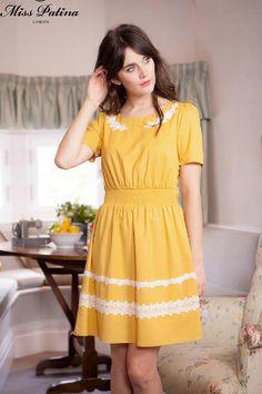 Miss Patina - Edelweiss Dress