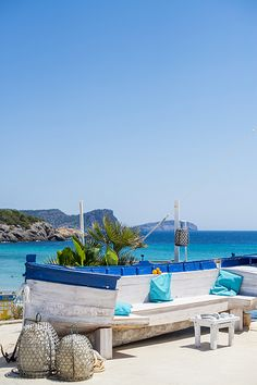 Atzaro Beach, Ibiza #boholover @amberlair