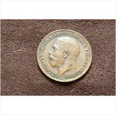 1916 George V Farthing Coin on eBid United Kingdom