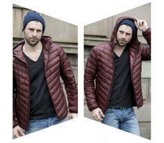 Pánská zimní lehká prošívaná bunda vínová – Velikost L Na tento produkt se vztahuje nejen zajímavá sleva, ale také poštovné zdarma! Využij této výhodné nabídky a ušetři na poštovném, stejně jako to udělalo již velké … Men's Jackets, Winter Jackets, Clothes, Fashion, Winter Coats, Outfits, Moda, Fashion Styles, Kleding