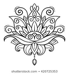Lotus Flower Tattoo Design, Flower Tattoos, Hand Tattoos, Sleeve Tattoos, Lotus Tat, Tattoo Sleeves, Lotusblume Tattoo, Sternum Tattoo, Style Oriental