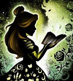 Disney Beauty And The Beast, Disney And More, Disney Love, Disney Belle, Disney Princess Art, Disney Art, Chibi Disney, Pixar, Disney Specials
