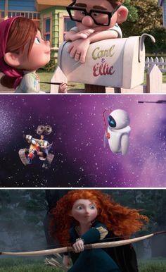 Quiz: Are These Disney Pixar Movies in the Correct Order? Walt Disney, Disney Nerd, Disney Stuff, Disney Love, Disney Magic, Disney Pixar Movies, Disney Villains, Disney Cartoons, Disney Collage