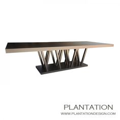 Elliot Dining Table   Rectangle