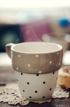 cute cup for hot chocolate