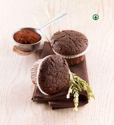 Muffin di riso, miglio e cioccolato     casadivita.despar.it