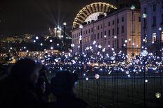 La Fête des lumières. Lyon
