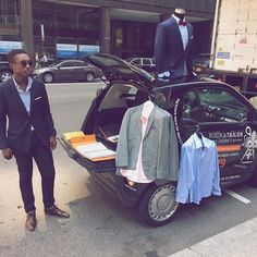 Would You Buy a Suit from the Trunk of a Stranger's Car?   - Esquire.com