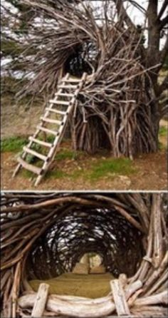 If love to hide away in one of these