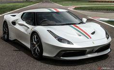 Ferrari Reveals One-Off 458 'MM' Speciale