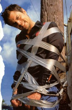Johnny Knoxville #Jackass