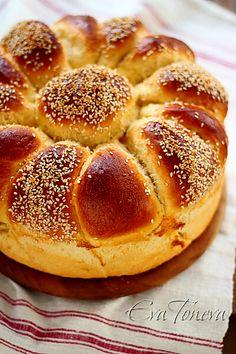 sesame bread