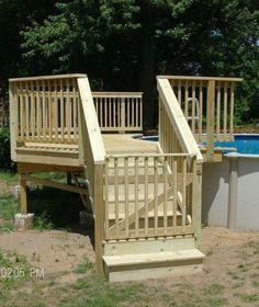 11 dreamy ideas for people who have backyard pools | 1000 Landscape Design Software, Landscape Plans, Large Backyard Landscaping, Backyard Farming, Landscaping Ideas, Backyard Trampoline, Backyard Pools, Diy Pool, Living Pool