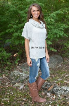 Early Morning Sweater - The Pink Lily Boutique