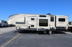 "FEEL REAL FREEDOM IN THIS FIFTH WHEEL!!!  2017 Keystone Cougar 326RDS Kick back in your spacious living area and relax with the 40"" TV or lounge outdoors in the shade cast by your deluxe power awning! This 37' 8"" long, 10462 lb. RV also includes an orthopedic sleep system so you can rest up from your full day of fun comfortably. XL pass-through storage included too!  Give our Cougar expert Steve Schuitema a call 231-903-6220 for pricing and more information!"