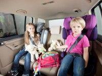 Gut sitzen, gut schützen: Der Kindersitz muss zum Kind und zum Auto passen. Foto: ADAC/Kalle Singer/dpa