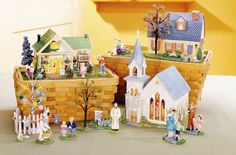 Department 56: DECORATING - Easter