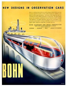 1946 ... observation cars!   Flickr - Photo Sharing!