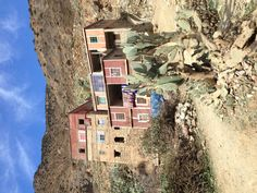 Berber Village, Atlas MountIns. Marrakech