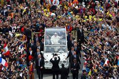 Pour que notre coeur se remplisse de visages et de noms! - #Pape #BertrandLemaire #Lotedhal