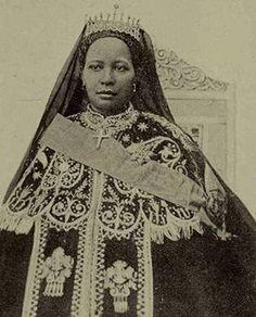 Empress Zewditu I of Ethiopia, Empress of Ethiopia (1876 – 1930)