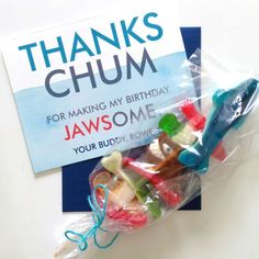 Sharks Birthday Party Ideas