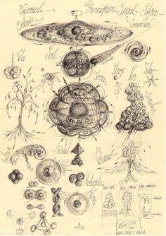 Universal Sphere-Vortex Principium Theory by Kelemen Gabriel at Coroflot.com